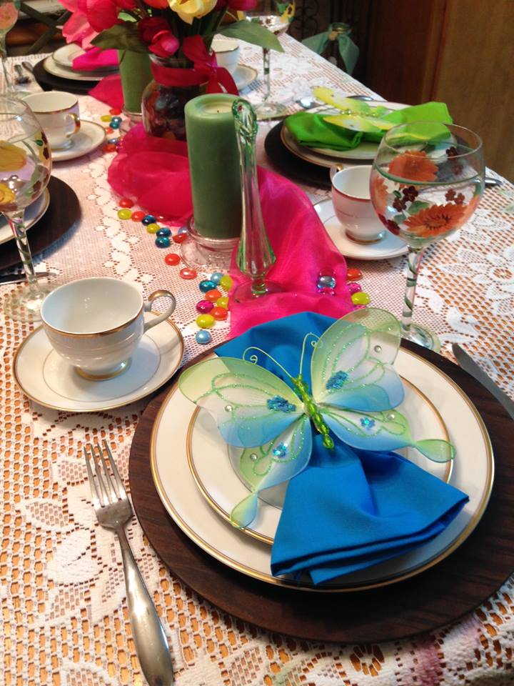 Summer Tablescape 2