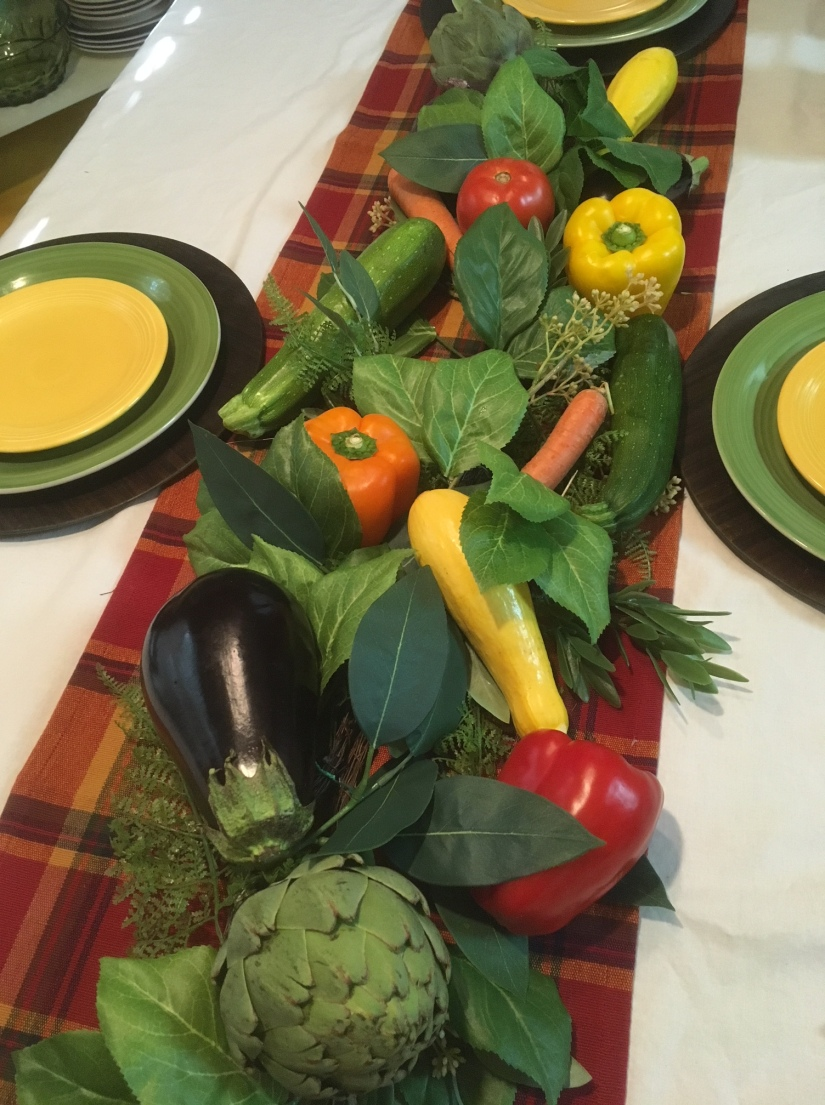 Harvest Tablescape 4