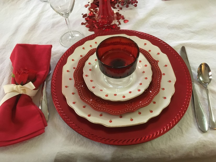 Vday Tablescape 2