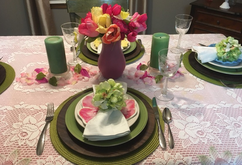 Spring Table 7