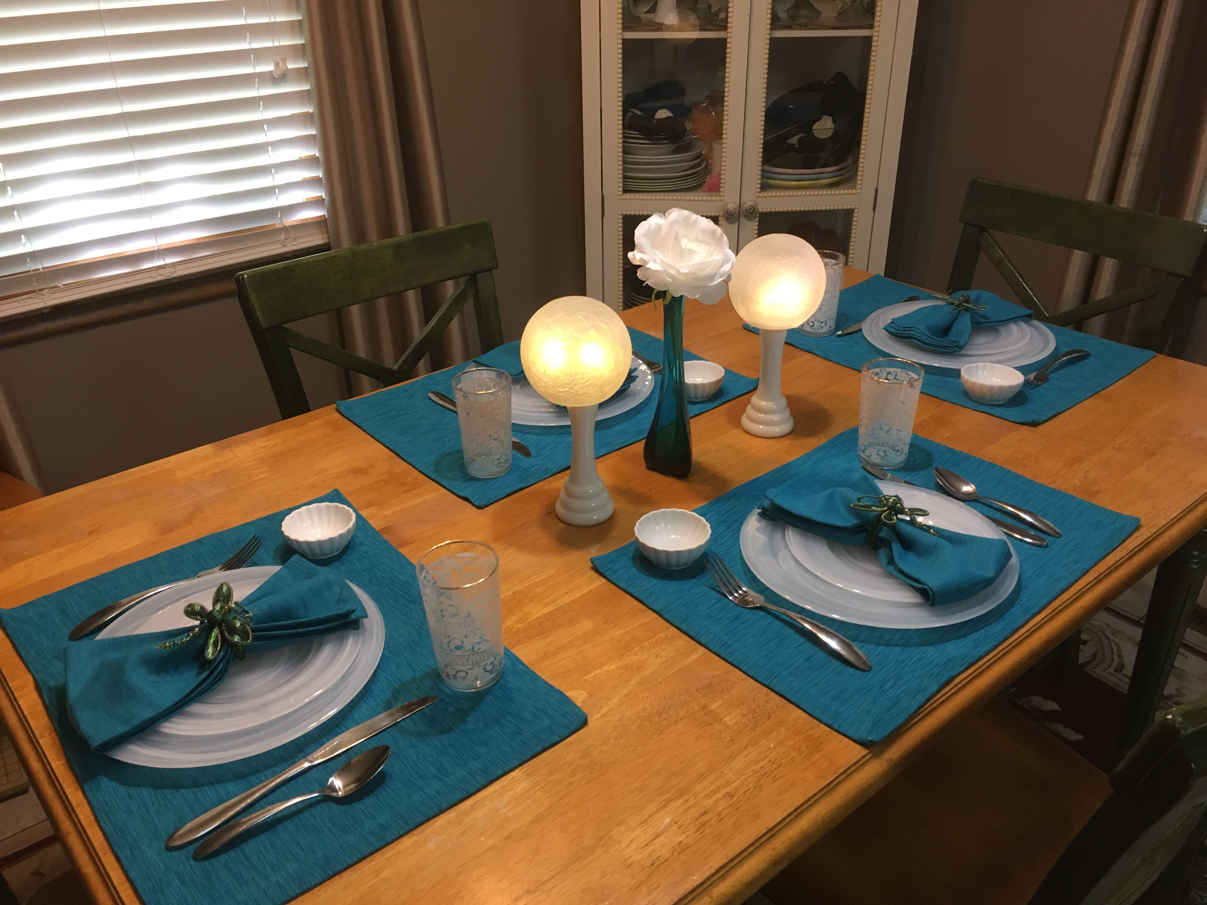 Turquoise Table 3