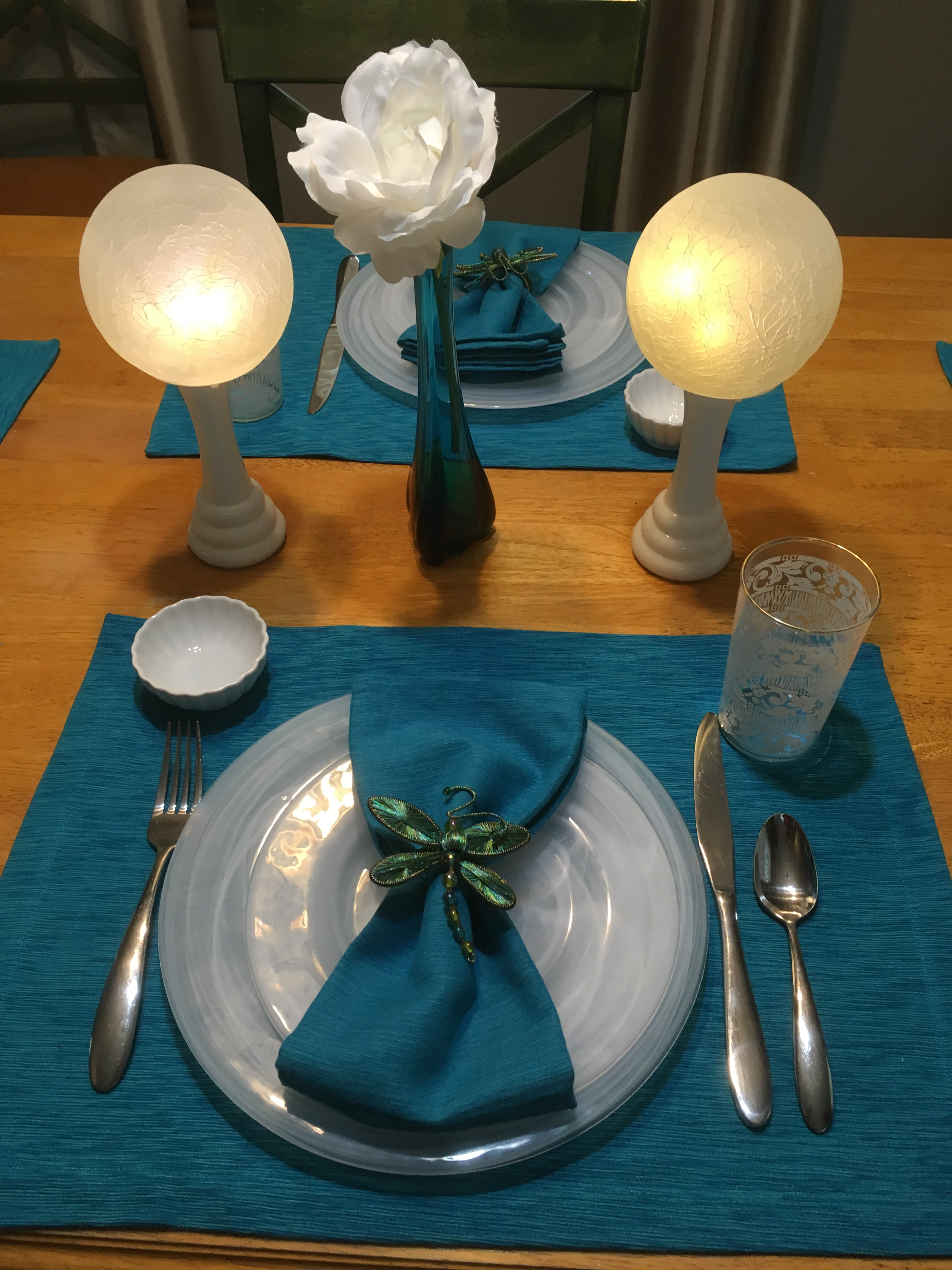 Turquoise Table 5