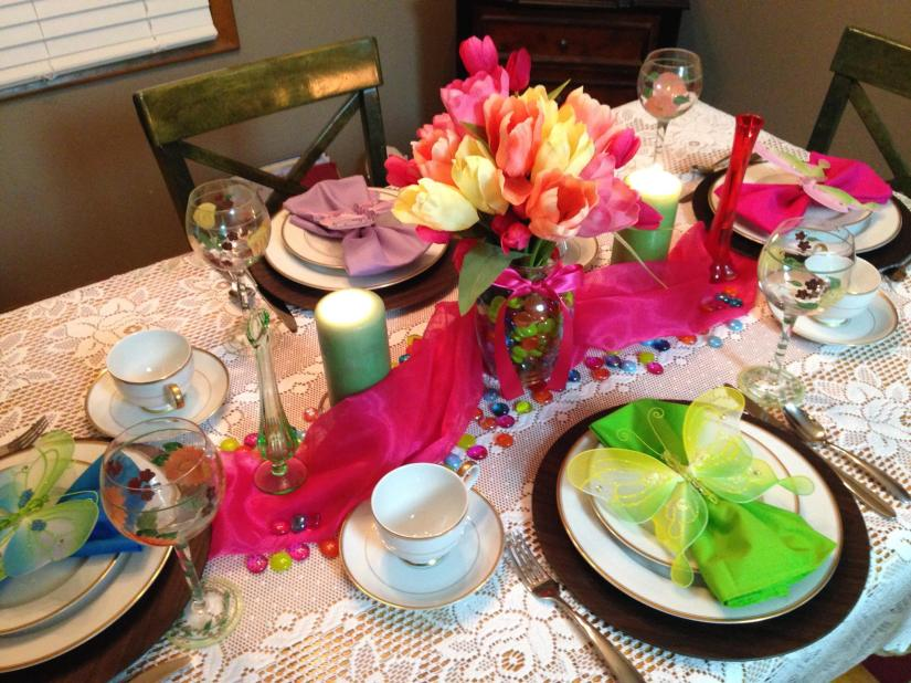 Butterfly Table 4